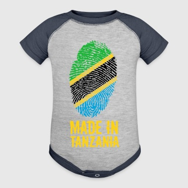 Made In Tanzania - Baby Contrast One Piece