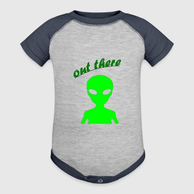 OUT THERE - Baby Contrast One Piece