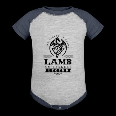 LAMB - Baby Contrast One Piece