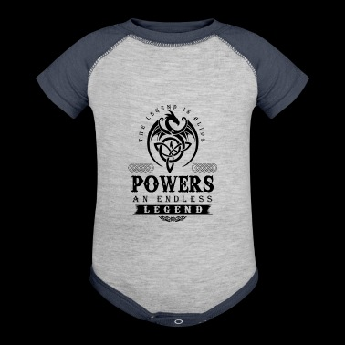 POWERS - Baby Contrast One Piece