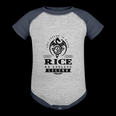 RICE - Baby Contrast One Piece