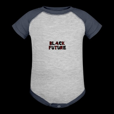 black future - Baby Contrast One Piece