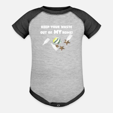 Protection Of The Environment Protection of the Environment - Baseball Baby Bodysuit