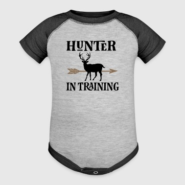 Training Hunter In Training - Baby Contrast One Piece