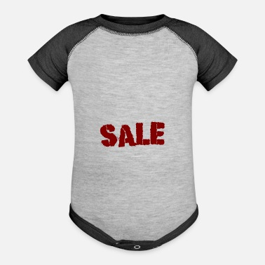 Sales Sale - Baseball Baby Bodysuit