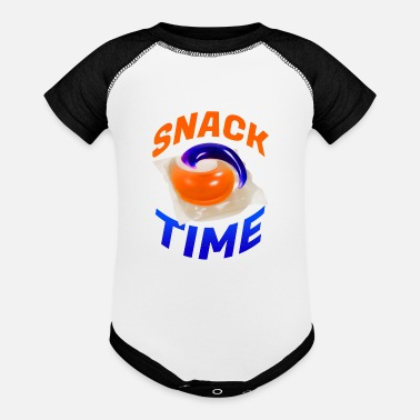 Snack SNACK TIME - Baby Contrast One Piece