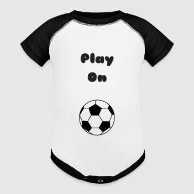 Play On - Baby Contrast One Piece