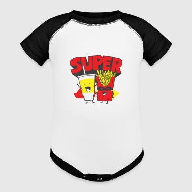 Super - Baby Contrast One Piece