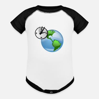 Current Events Current Events - Baseball Baby Bodysuit