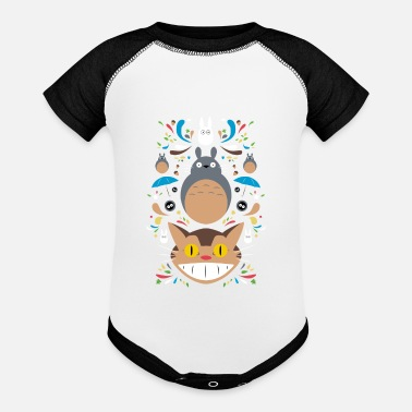 Neighborhood Neighborhood Friends - Baseball Baby Bodysuit