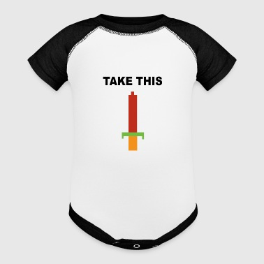 Take this - Baby Contrast One Piece