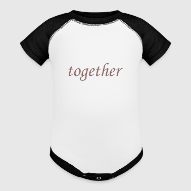 Together - Baby Contrast One Piece