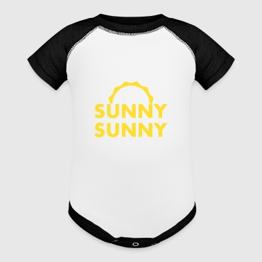 sunny sunny - Baby Contrast One Piece