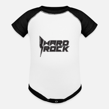 Hard Rock Hard Rock - Baseball Baby Bodysuit