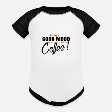 Good Mood Good mood - Baseball Baby Bodysuit