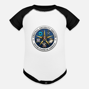 Security Service Central Security Service (CSS) - Baseball Baby Bodysuit