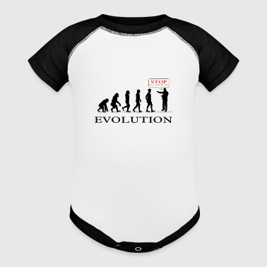 evolution - Baby Contrast One Piece