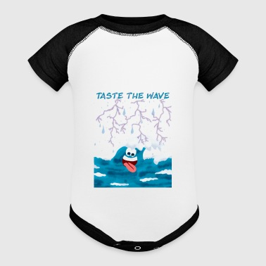 Taste The Wave - Baby Contrast One Piece