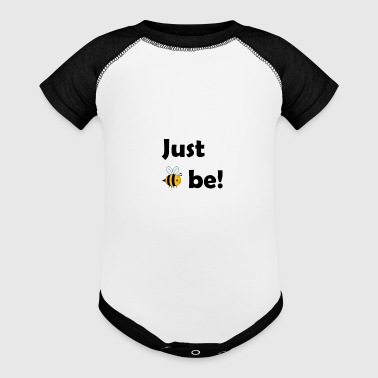 Just Be - Baby Contrast One Piece