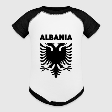 albania - Baby Contrast One Piece