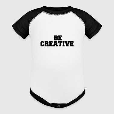Creative BE CREATIVE - Baby Contrast One Piece