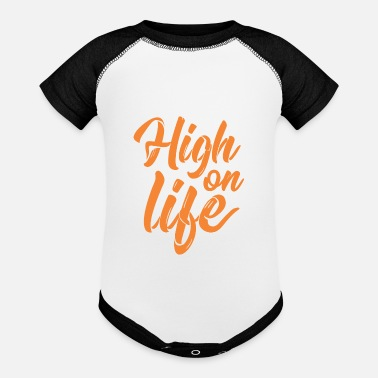 High Life High On Life - Baby Contrast One Piece
