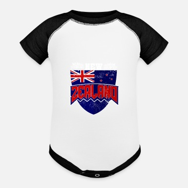 New German States new orleans new age new german states travel - Baseball Baby Bodysuit