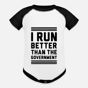 Government Governement - Baseball Baby Bodysuit