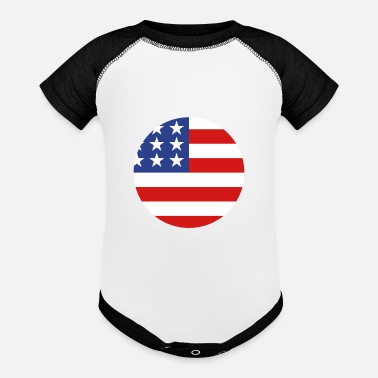 United States United States - Contrast Baby Bodysuit