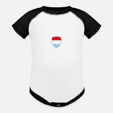 Netherlands National Flag Of Netherlands - Baseball Baby Bodysuit