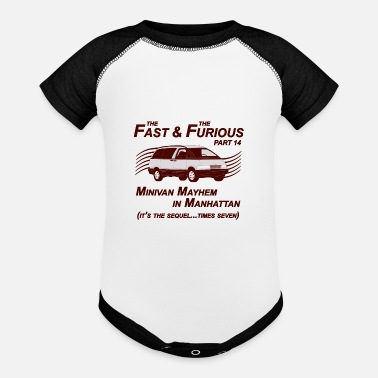 Fast Fast And Furious Part 14 T-Shirt - Baseball Baby Bodysuit