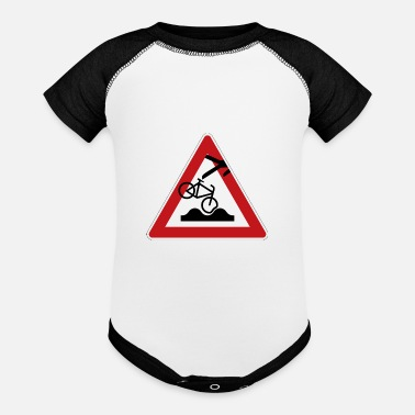 Road Sign Road Sign - Baseball Baby Bodysuit