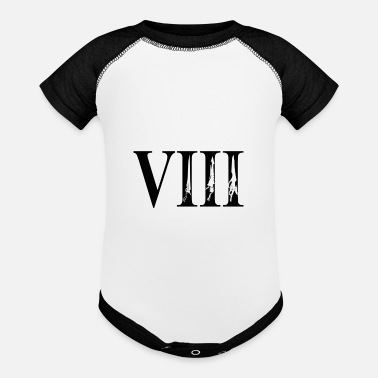 Final Fantasy Viii Final VIII - Baseball Baby Bodysuit