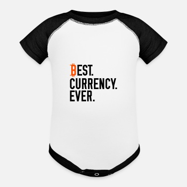 Currency best currency - Baseball Baby Bodysuit