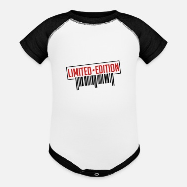 limited_edition_code_gu2 - Baseball Baby Bodysuit
