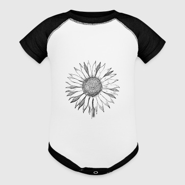 sunflower - Baby Contrast One Piece