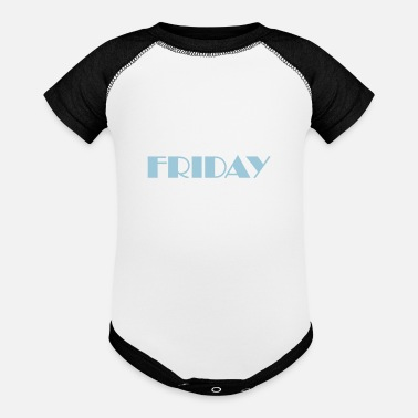 Is It Friday Yet Is it friday yet - Baseball Baby Bodysuit