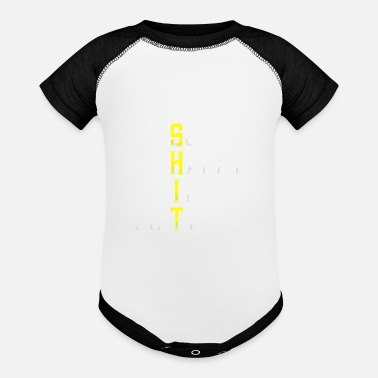 funny 50th birthday sarcastic 50 years old born - Baseball Baby Bodysuit