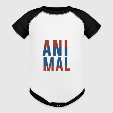 ANIMAL - Baby Contrast One Piece