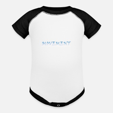 Movement Movement - Baseball Baby Bodysuit