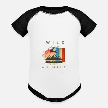 Animal Lover animal lovers - Baseball Baby Bodysuit