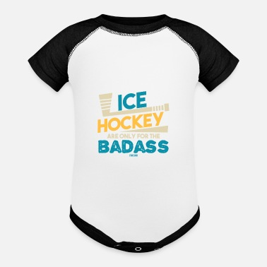 Hockey Team Hockey Team Hockey Gift - Baseball Baby Bodysuit
