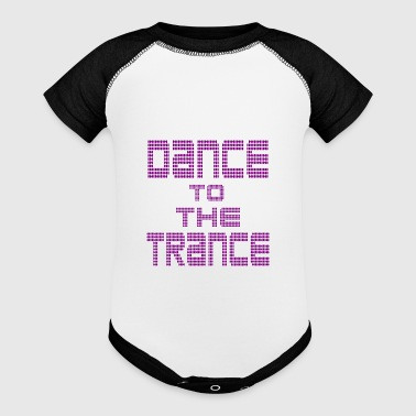 dance to the trance - Baby Contrast One Piece