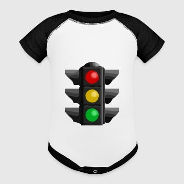 Traffic Light - Baby Contrast One Piece
