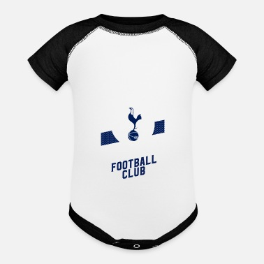 Football Club Football Club Stripe - Baseball Baby Bodysuit