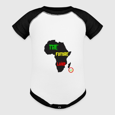 Africa - Baby Contrast One Piece