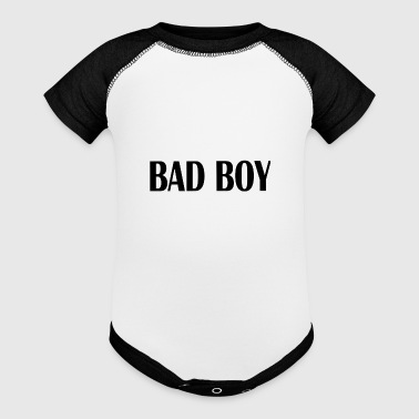 Bad boy - Baby Contrast One Piece