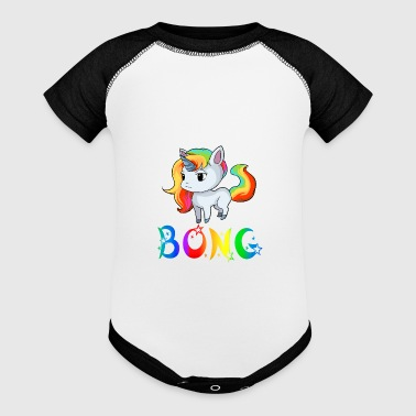 Bong Unicorn - Baby Contrast One Piece
