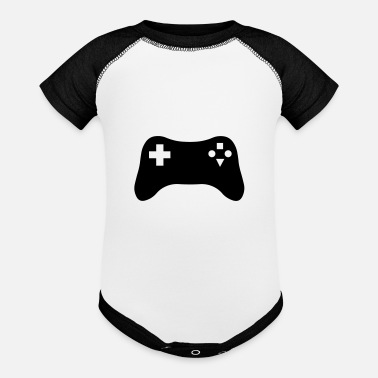 Gaming Console - Baseball Baby Bodysuit