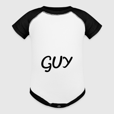GUY - Baby Contrast One Piece